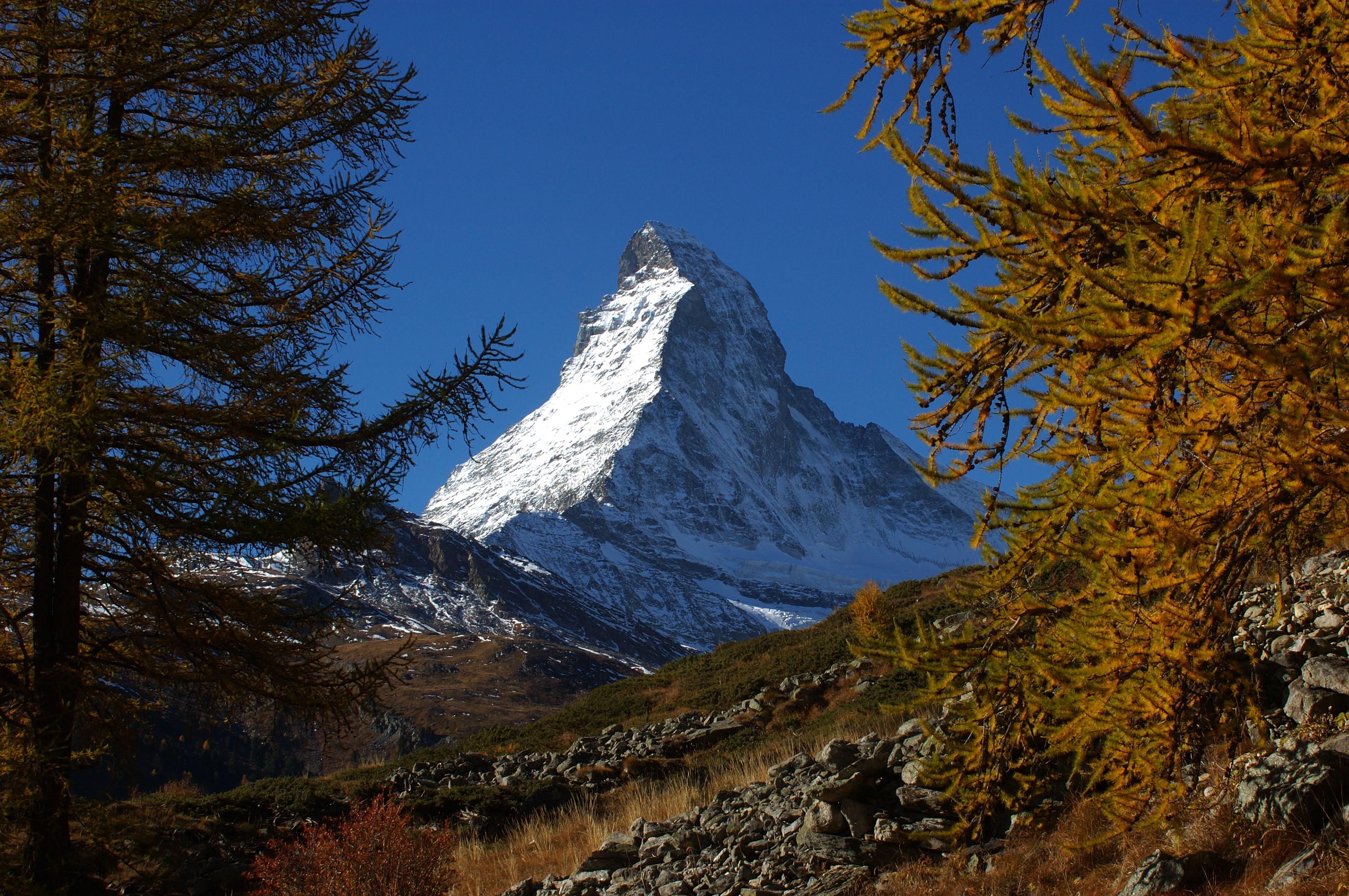 Matterhorn_cr_Kurt Müller